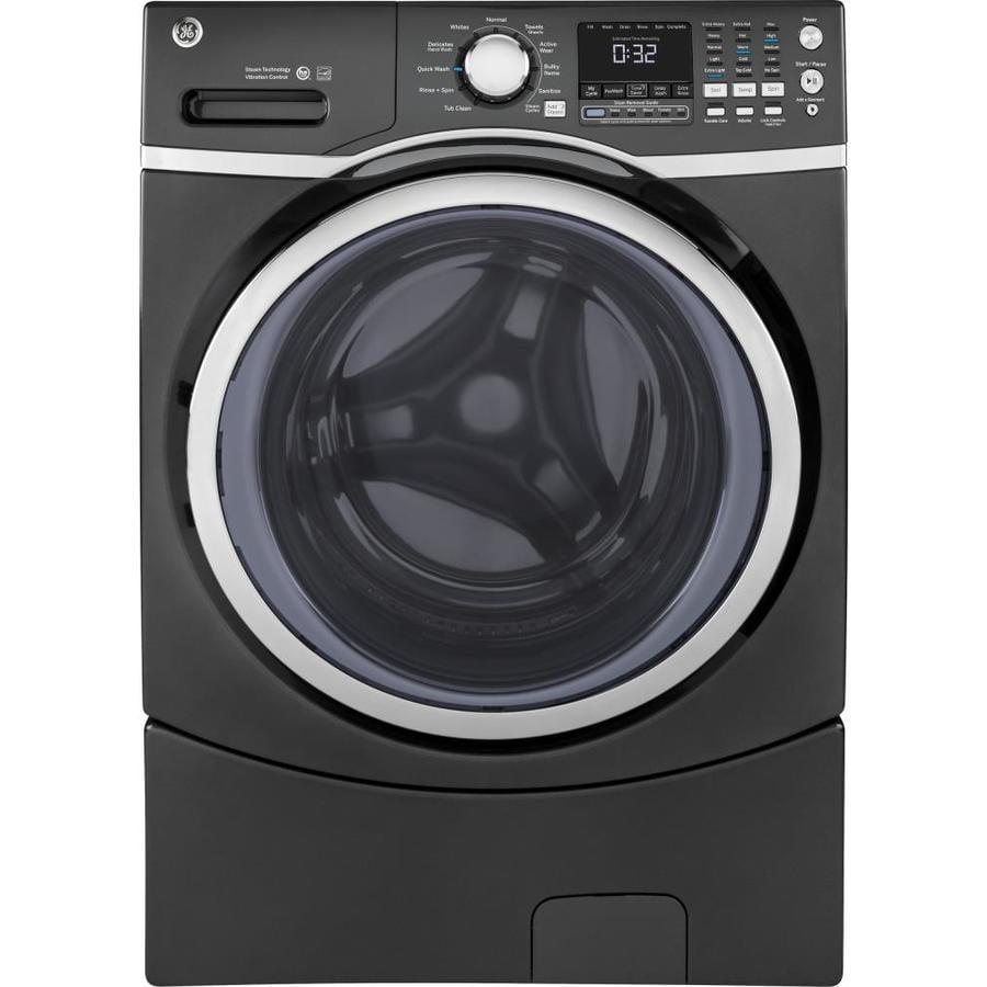 Diamond Gray GE Washer