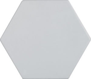 Grigio Chairo Hexagon Porcelain Tile