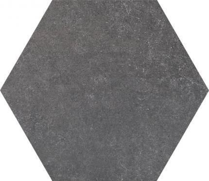 Traffic Dark Hexagon Hexagon Porcelain Tile