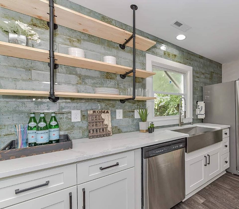 Kitchen Tile Ideas In Charlotte Nc Queen City Stone Tile