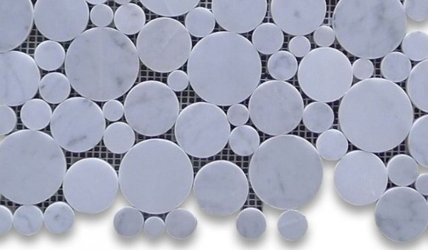 Carrara Bubbles