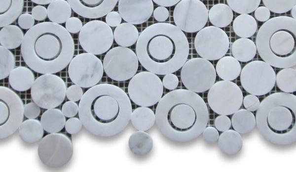 Carrara Double Bubble