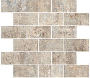 Beige Brick Mosaic