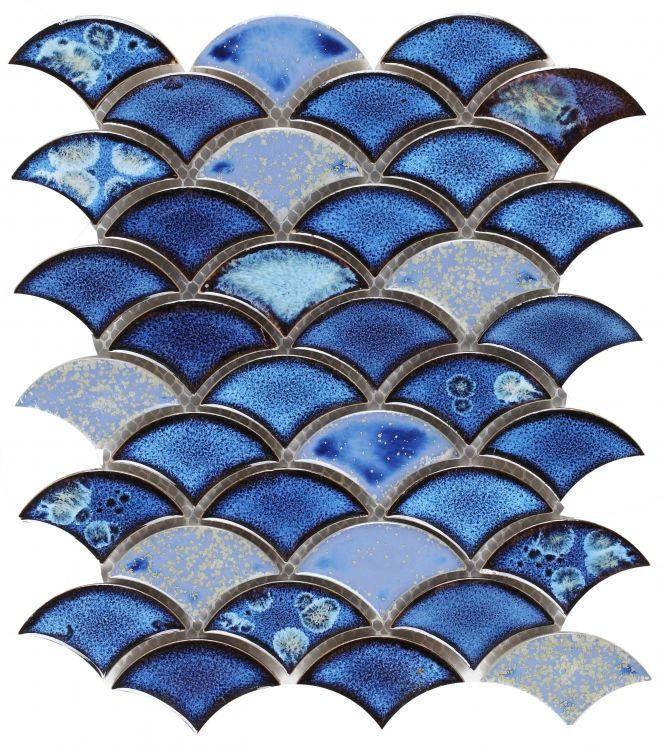 Dragon Scale Royal Blue