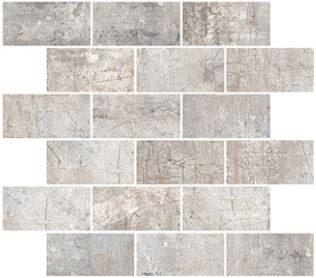 Grey Brick Mosaic