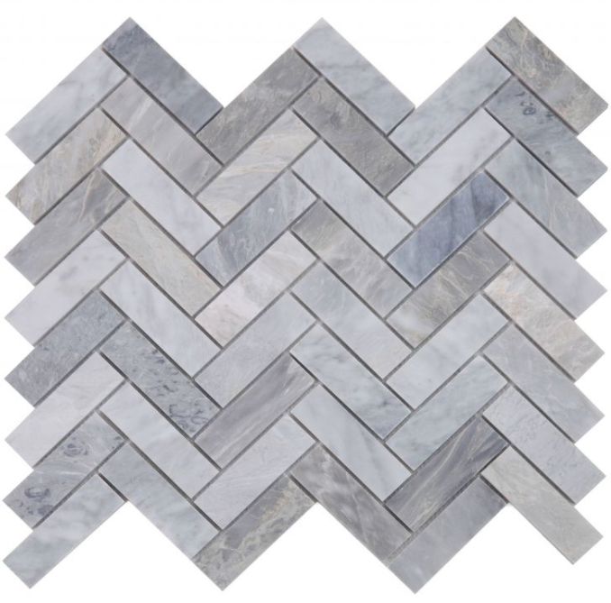 Herringbone-Italian-Grey