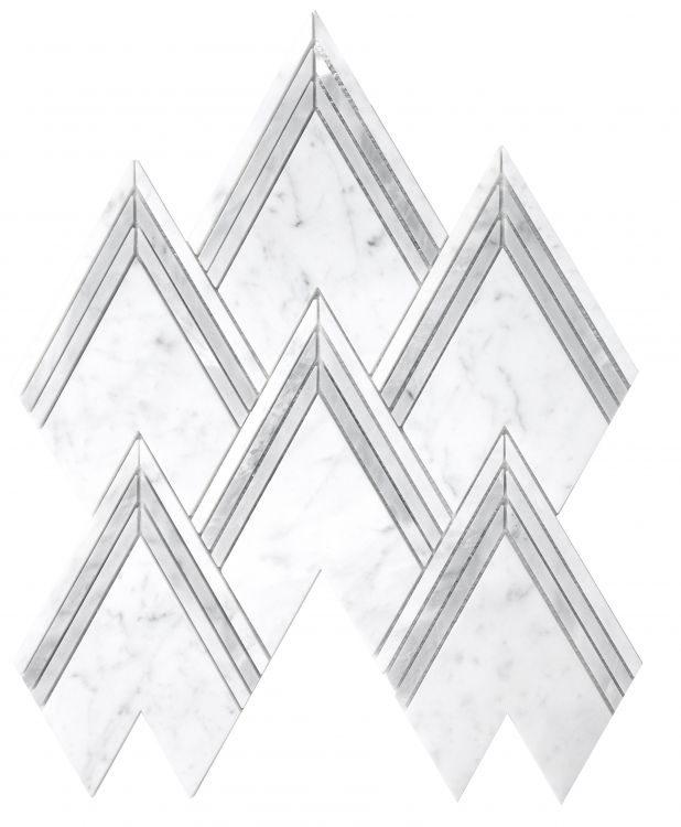 Mountain Peak Carrara