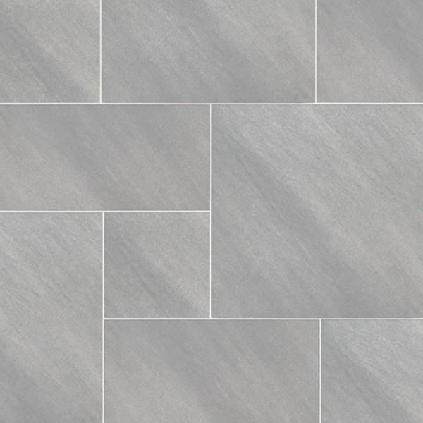 Fossil Snow Pattern Porcelain Tile Pavers, 2 CM thick
