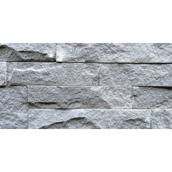 Grey-Stone-Splitface-Finish Stacked Stone