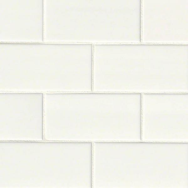 3x6 White Subway Tile
