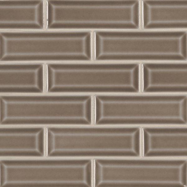 2x6 Taupe Subway Tile