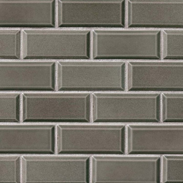 2x4 Charcoal Subway Tile