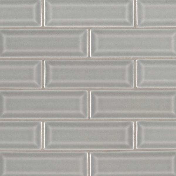 2x6 Morning Fog Subway Tile