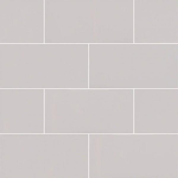 3x6 Grey Subway Tile