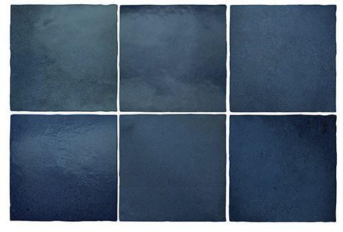 "5x5"" Subway Tile - Sea Blue"