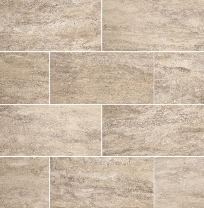 Espresso Travertine