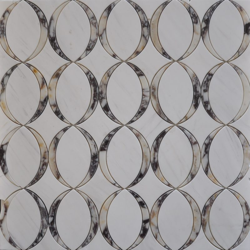Sigma Waterjet Cut Mosaic