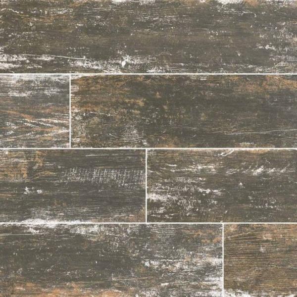 Copper Vintage Wood Look Porcelain Tile