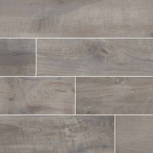 Stone Country River Wood Look Porcelain Tile