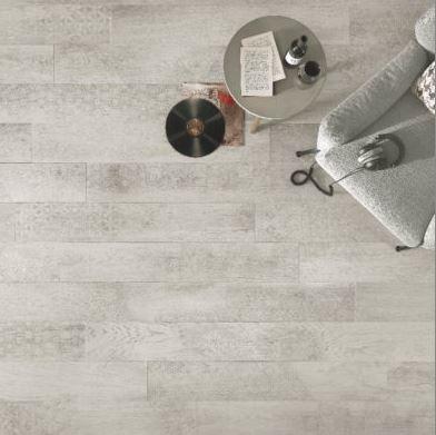 Nordek Bianco Decor Wood Look Porcelain Tile