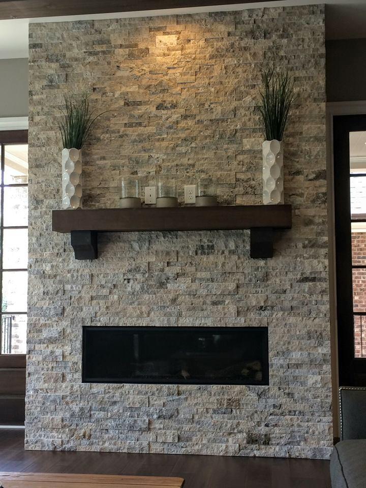 Bonterra Fireplace